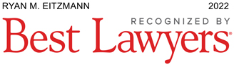 Best Lawyers Ryan Eitzmann